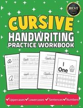 Cursive Handwrting Practice Workbook