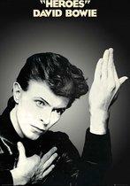 David Bowie poster Album heroes muziek