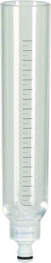 Gardena Regenmeter Clickup! 28,9 Cm Transparant