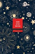 Boek cover Burn After Writing (Celestial) van Sharon Jones (Paperback)