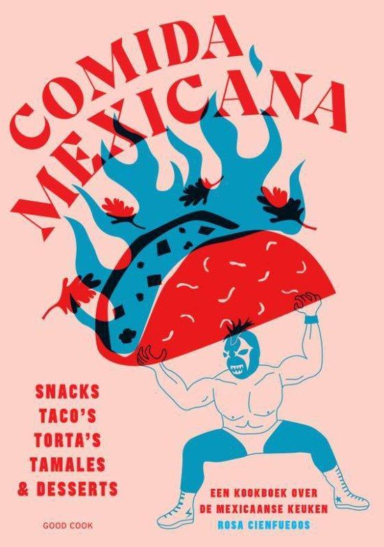 Boek cover Comida Mexicana van Rosa Cienfuegos (Hardcover)