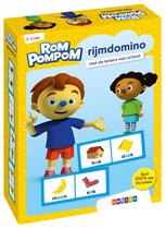 Rompompom  -   Rompompom rijmdomino