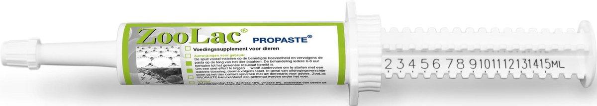 Zoolac Propaste 15 ML - probiotica tegen diarree - honden en katten