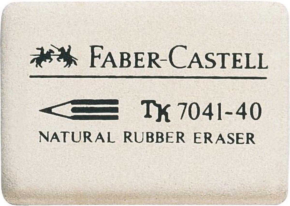 Faber-Castell rubbergum