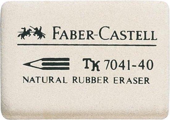 Afbeelding van Faber-Castell rubbergum