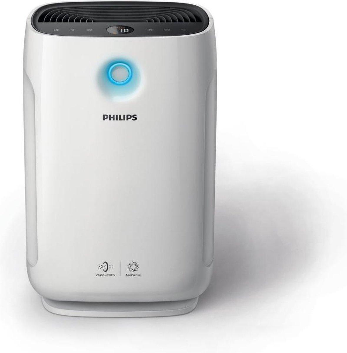 Philips AC2887/10 – Luchtreiniger met HEPA- en koolstoffilter – Wit