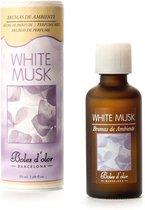 Boles d'olor - geurolie 50ml - White Musk