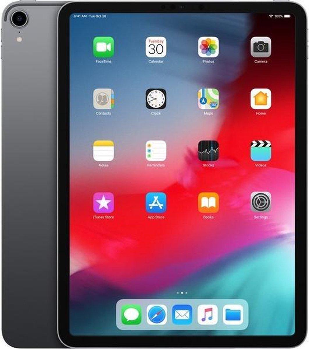 Apple iPad Pro 11 2018 512GB WiFi Zwart – Refurbished door Daans Magazijn – A+ grade