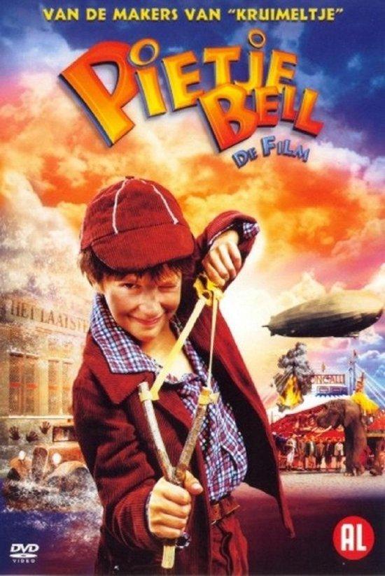Cover van de film 'Pietje Bell'