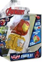 Marvel Avengers Battle Cube - Iron Man VS Thor - Battle Fidget Set