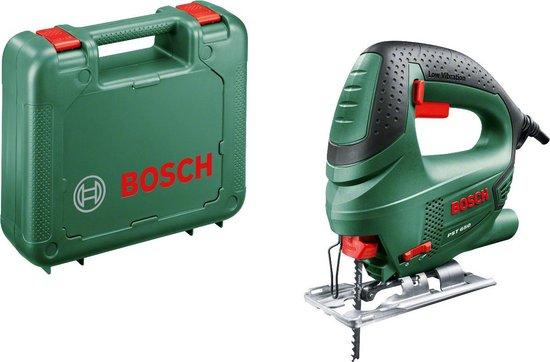 Bosch PST 650 Decoupeerzaag - 500 W - Met kunststof koffer en 1...