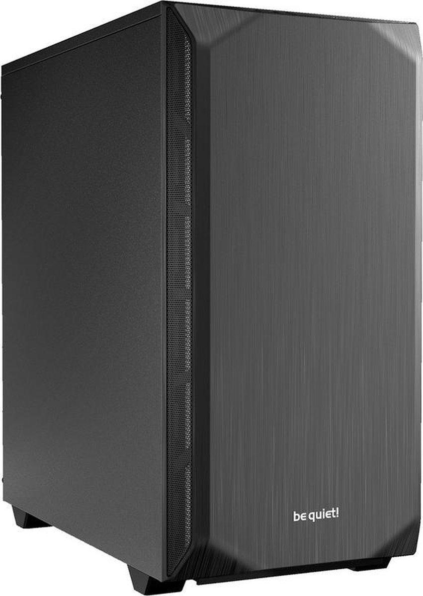 4K Videobewerking PC / Video Editing Computer – Ryzen 7 3700X – 32GB RAM – GT 1030 2GB – 512GB SSD (NVMe) – 3TB HDD – BLACK