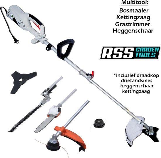 RSS Bosmaaier | 4 in 1 1400Watt