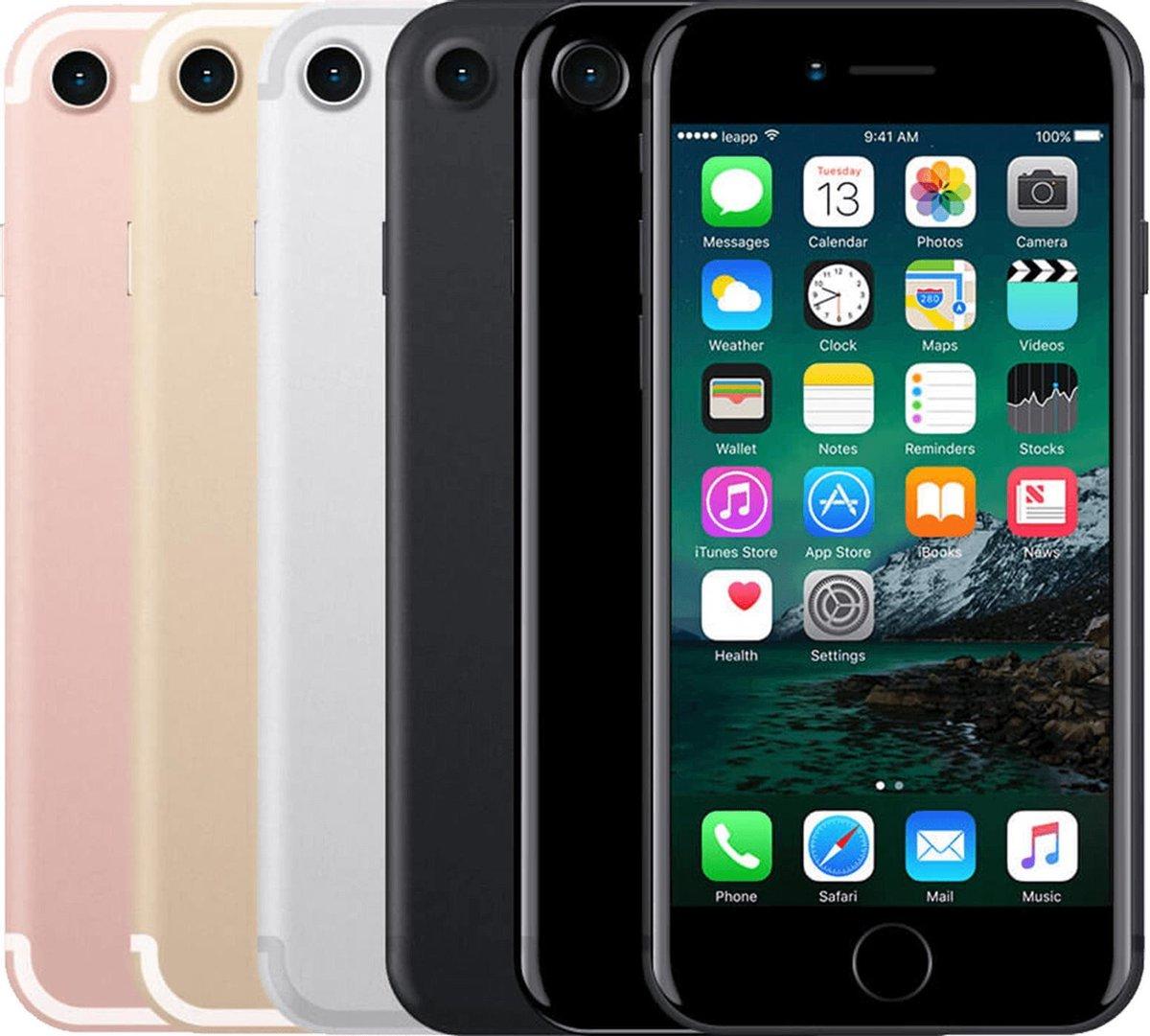 Apple iPhone 7 - Refurbished door Leapp - C grade (Zichtbare gebruikssporen) - 128GB - Rood