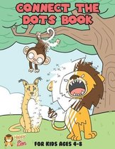 Connect The Dots Book for Kids Ages 4-8