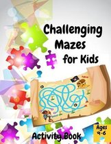Challenging Mazes for Kids