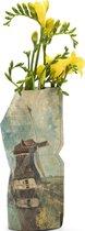 Tiny Miracles - Duurzame Design Vaas - Paper Vase Cover - Gabriël - Windmill - Small