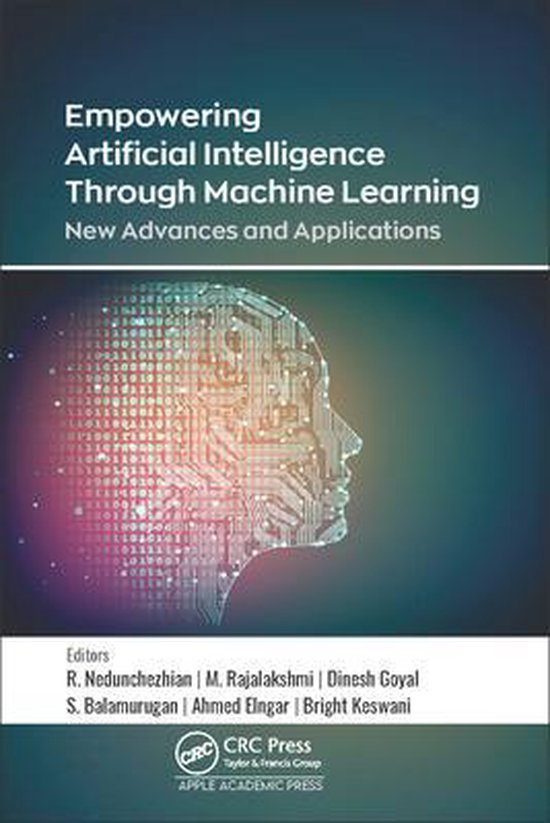 Boek cover Empowering Artificial Intelligence Through Machine Learning van  (Hardcover)