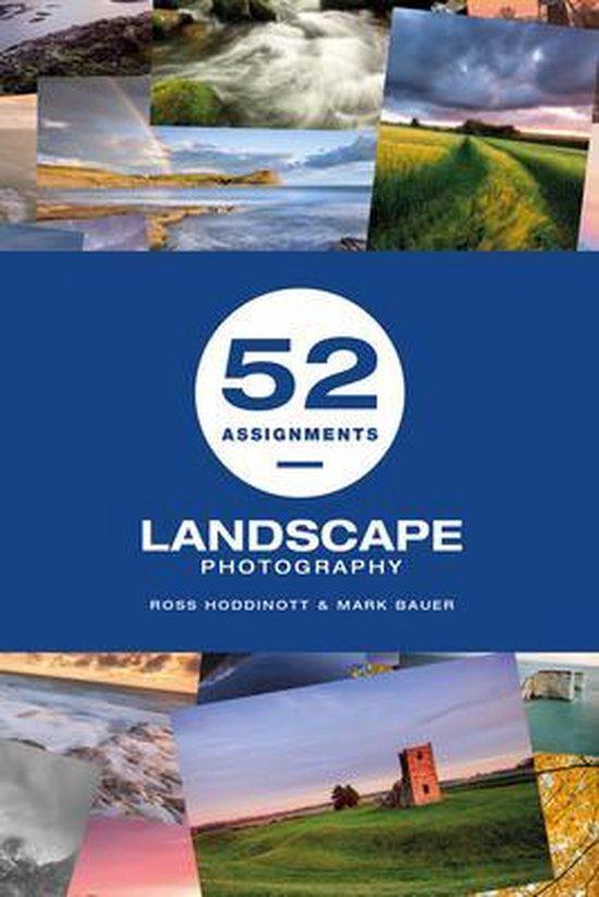 Boek cover 52 Assignments van Ross Hoddinott (Hardcover)