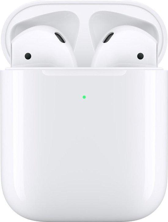 Apple AirPods 2 - met draadloos oplaadbare case