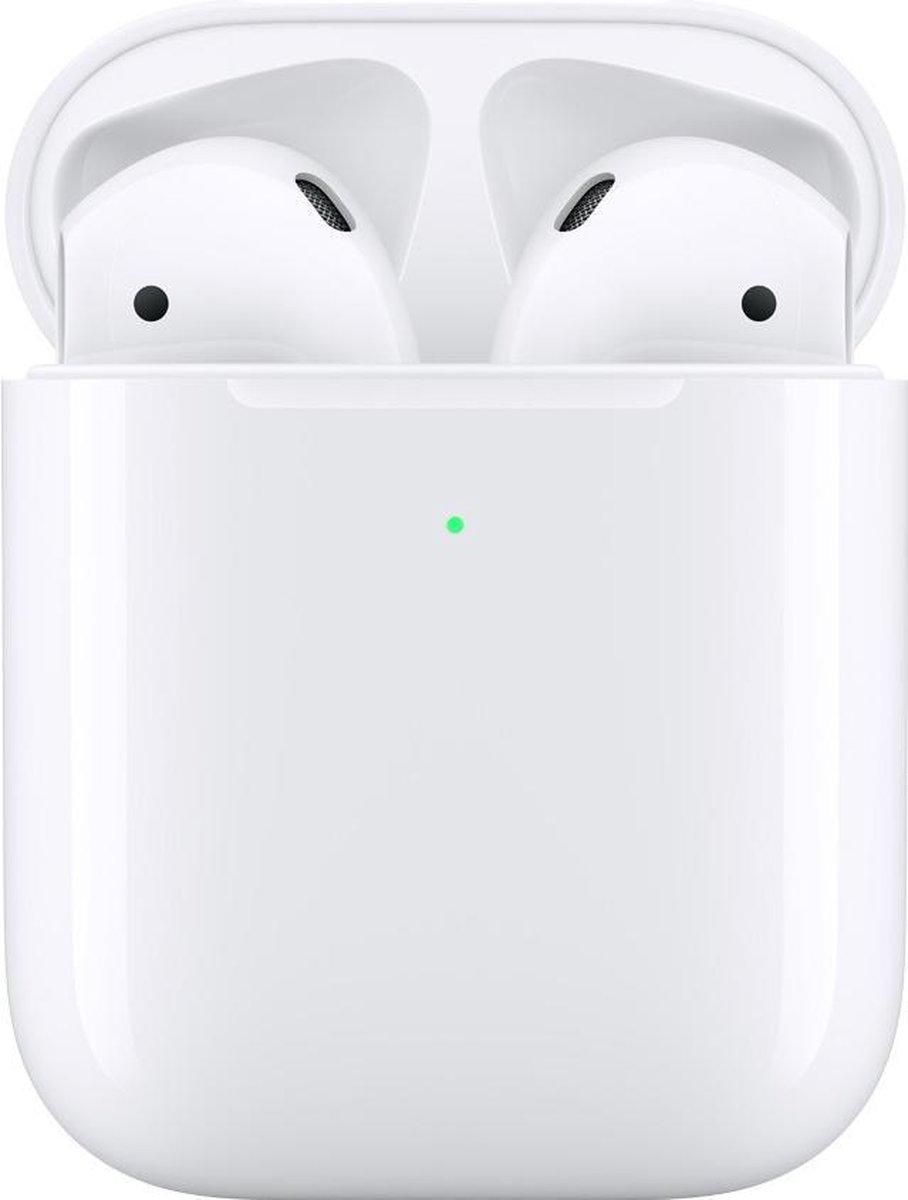 Apple AirPods 2 – met draadloos oplaadbare case