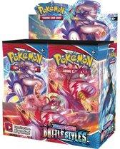 Pokémon Sword & Shield Battle Styles Booster Box -  Pokémon Kaarten
