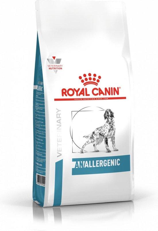 Royal Canin Anallergenic - Hondenvoer - 8 kg