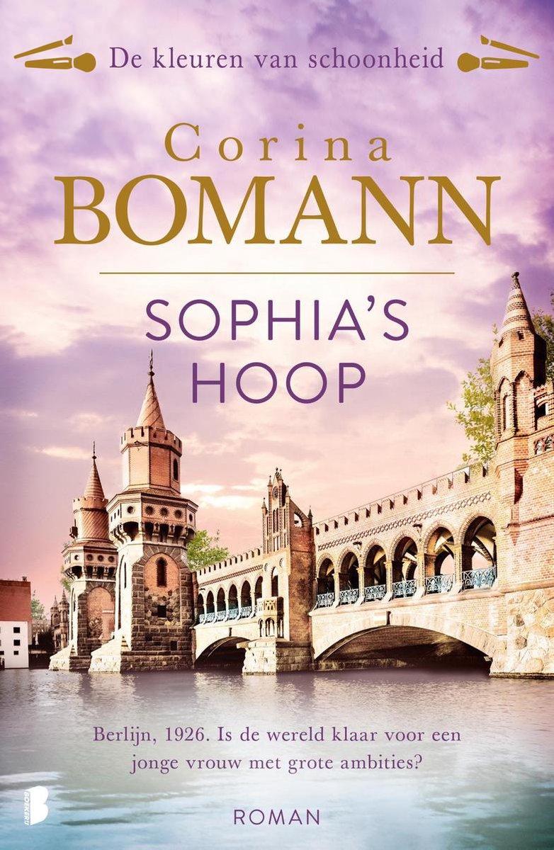 De kleuren van schoonheid 1 -   Sophia's hoop