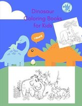 Dinosaur Coloring Books for Kids: Perfect Gift