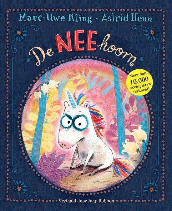 Boek cover De NEEhoorn van Marc-Uwe Kling (Hardcover)