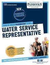 Water Service Representative