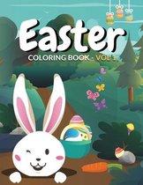 Easter Coloring Book Vol1