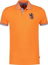 Polo - Hup Holland Hup - Heren - Olympische spelen - Formule 1 - EK / WK - Oranje - Maat XXL