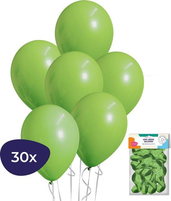 Groene Ballonnen – 30 stuks – Jungle Versiering - Ballonnen