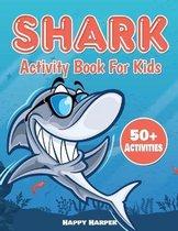 Shark Activity Book