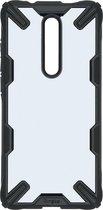 Ringke Fusion X Xiaomi Redmi Mi 9T Hoesje Zwart