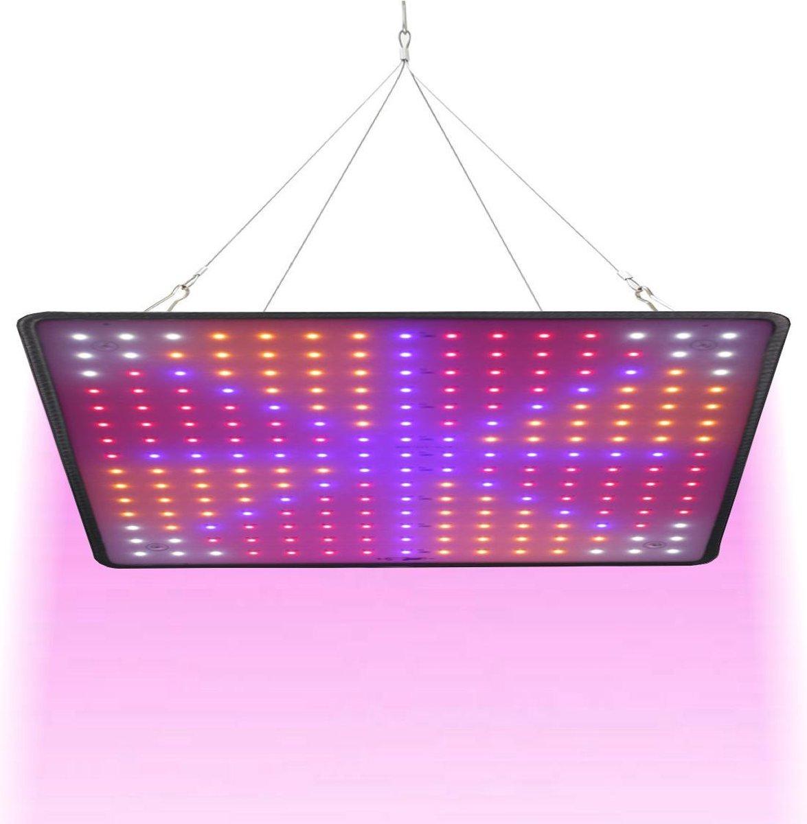 a sunny day LED groeilamp - kweeklamp - full spectrum - groei & bloei - grow light - groeilamp full