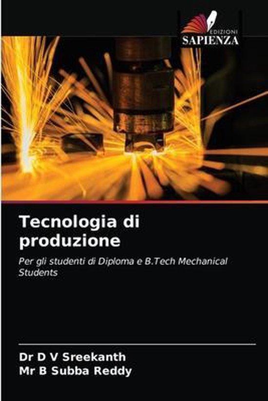 Tecnologia di produzione