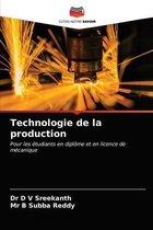 Technologie de la production