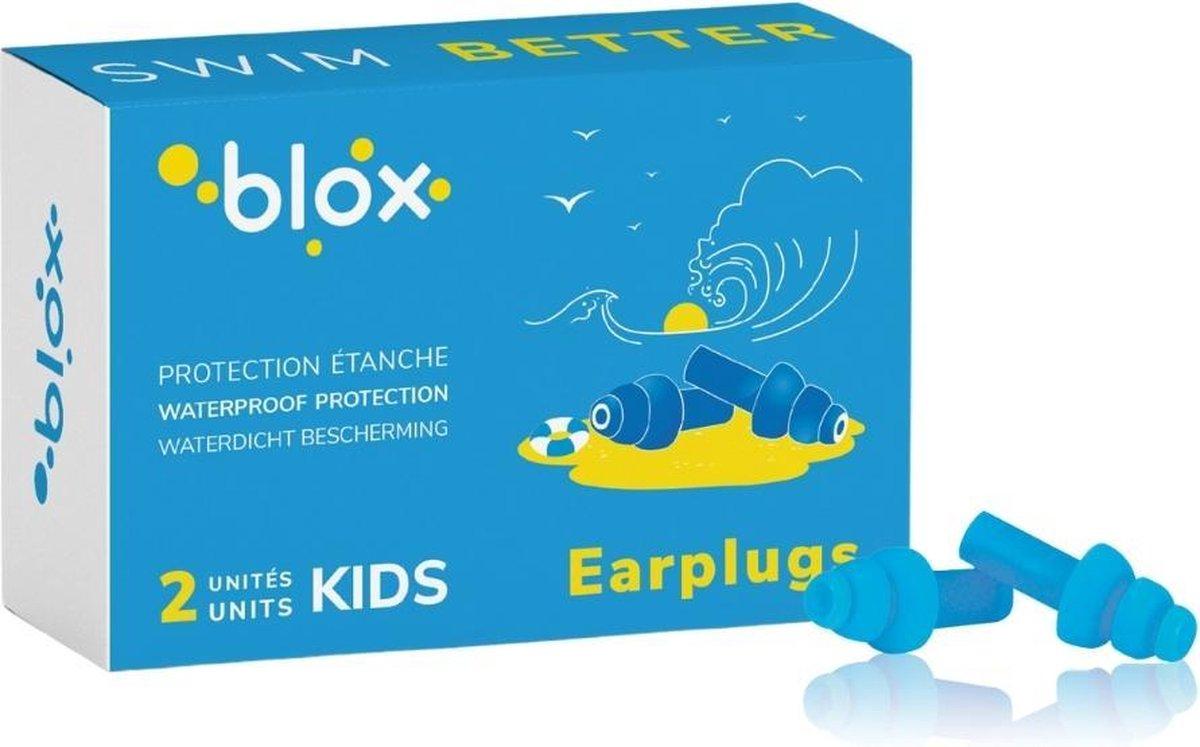 Blox Aqua Kinderen - 1 paar - De oordopjes voor wateractiviteiten - Gehoorbescherming voor zwemmen,