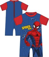 Marvel Spiderman UV-werend zwempak UPF50+ maat 104