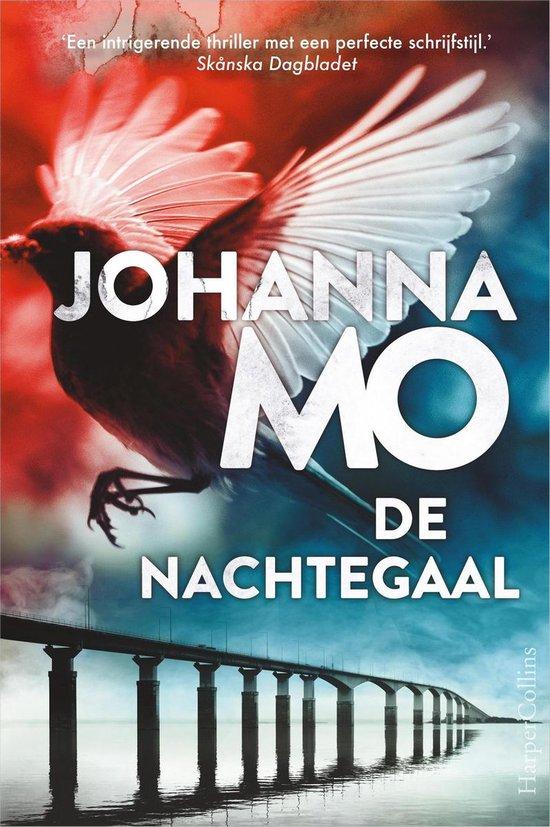 Boek cover De nachtegaal van Johanna Mo (Onbekend)