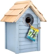 Bird Home Beach Nestkast Aruba Blue