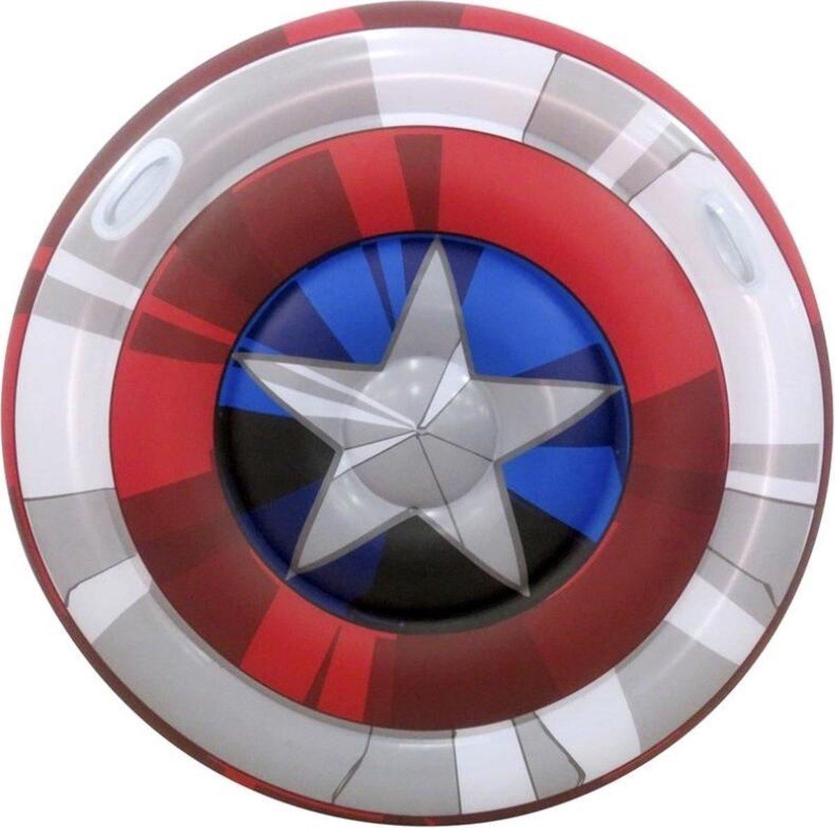 Jilong Zwemband Captain America Junior 118 Cm Rood