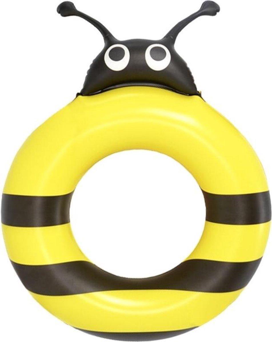 Jilong Zwemband Bij Junior 70 X 50 Cm Geel/zwart