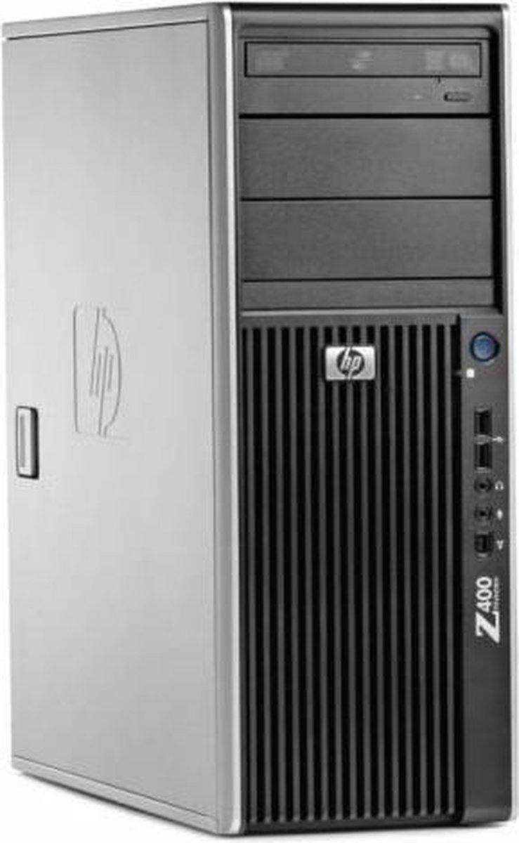 HP Z400 – Workstation – Refurbished door Mr.@ – A Grade