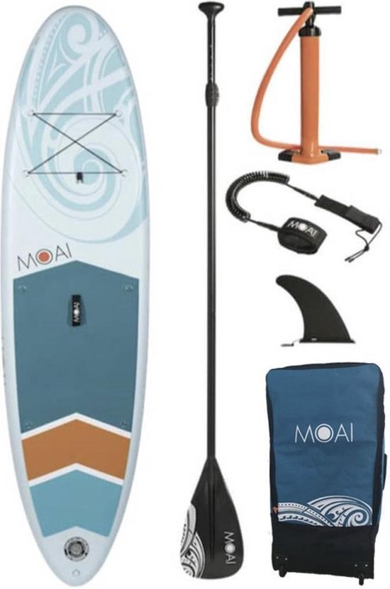 MOAI - 10.6 - All-Round SUP - Complete set