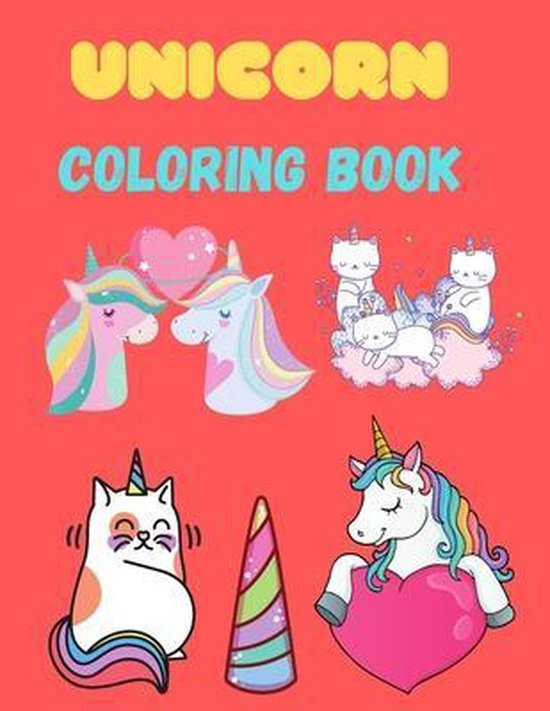 unicorn coloring book: For Kids Ages 4-8, US Edition Coloring Books