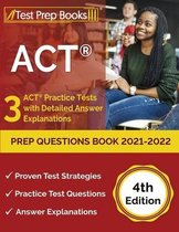 ACT Prep Questions Book 2021-2022