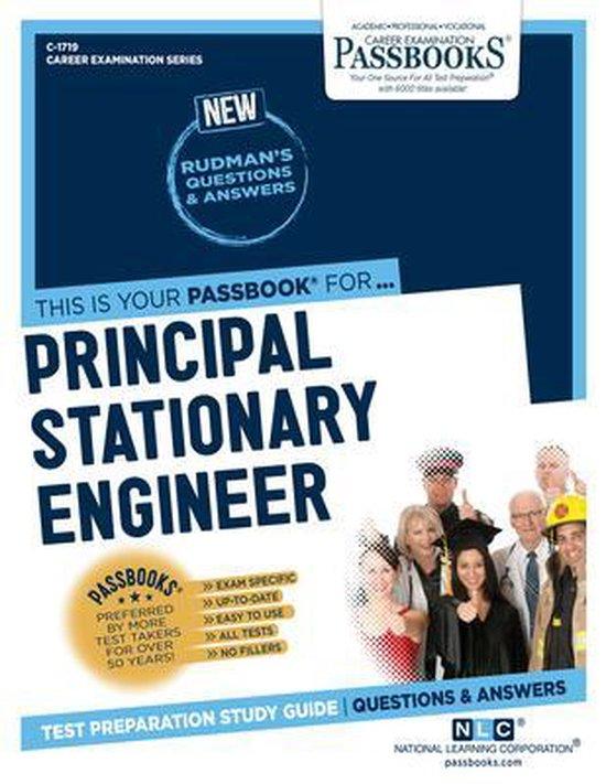 Principal Stationary Engineer, Volume 1719